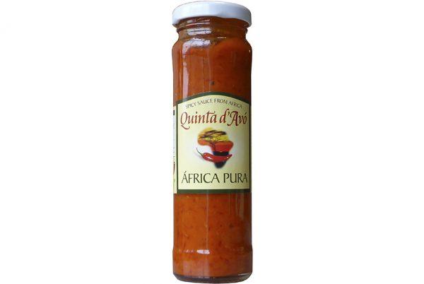 Quinta d'Avó – Afrika pur