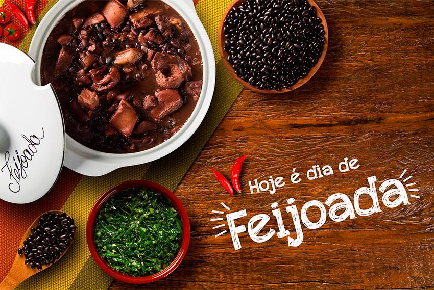 Feijoada  – portugiesischer Bohneneintopf