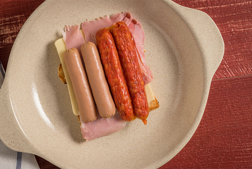 Francesinha Sandwich 4