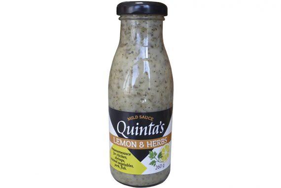 Quintas Zitrone & Kräuter