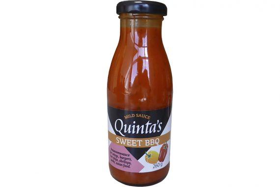 Quintas süße Barbecue-Soße