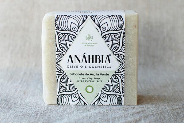 Seife de Argila Verde – Grüner Ton