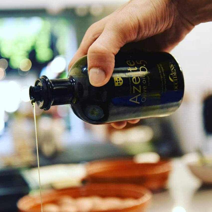 Olivenöl Azeite Extra Virgem