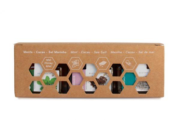 Beesweet Minze Kakao Meersalz Im Karton