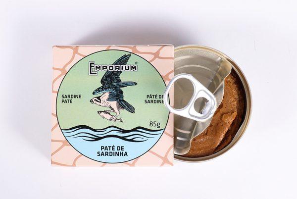 Emporium Portugiesische Sardinen Pastete