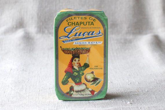 Filetes De Chaputa