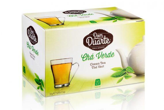 Grüner Tee – Chá Dom Duarte Verde
