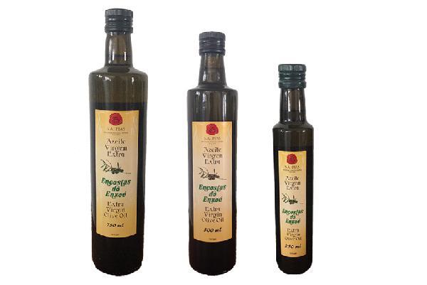Olivenöl in 3 Größen