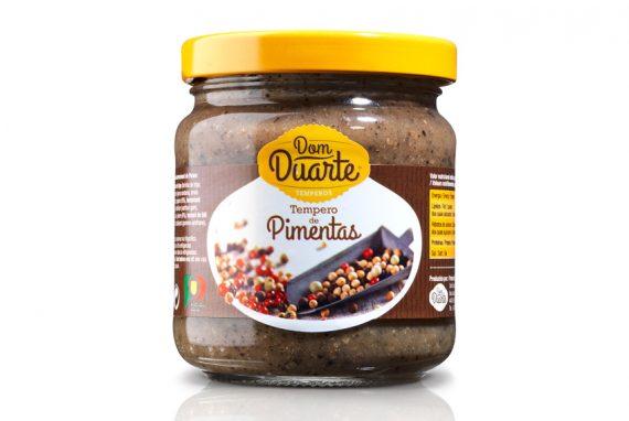 Pfefferwürzpaste – Tempero de Pimentas