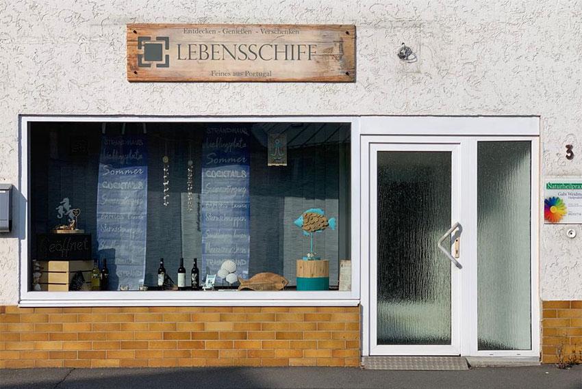Portugiesische Lebensmittel Shop