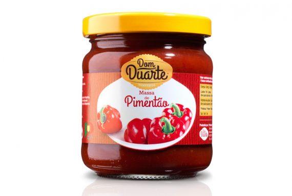 Paprikamus – Massa de Pimentão