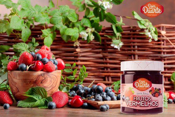 Vierfruchtkonfitüre – Doce Extra de Frutos Vermelhos