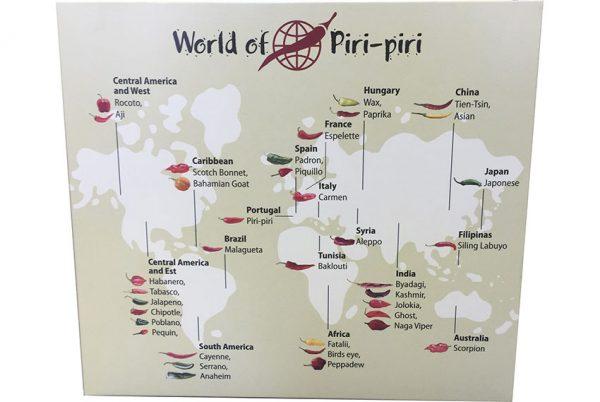 World Of Piri Piri