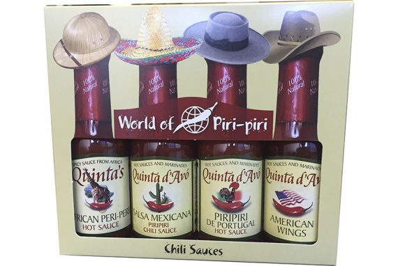 World Of Piri Piri